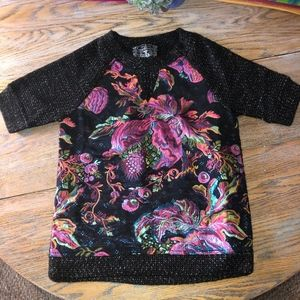 ANTHROPOLOGIE gorgeous pullover/NEW in bag/